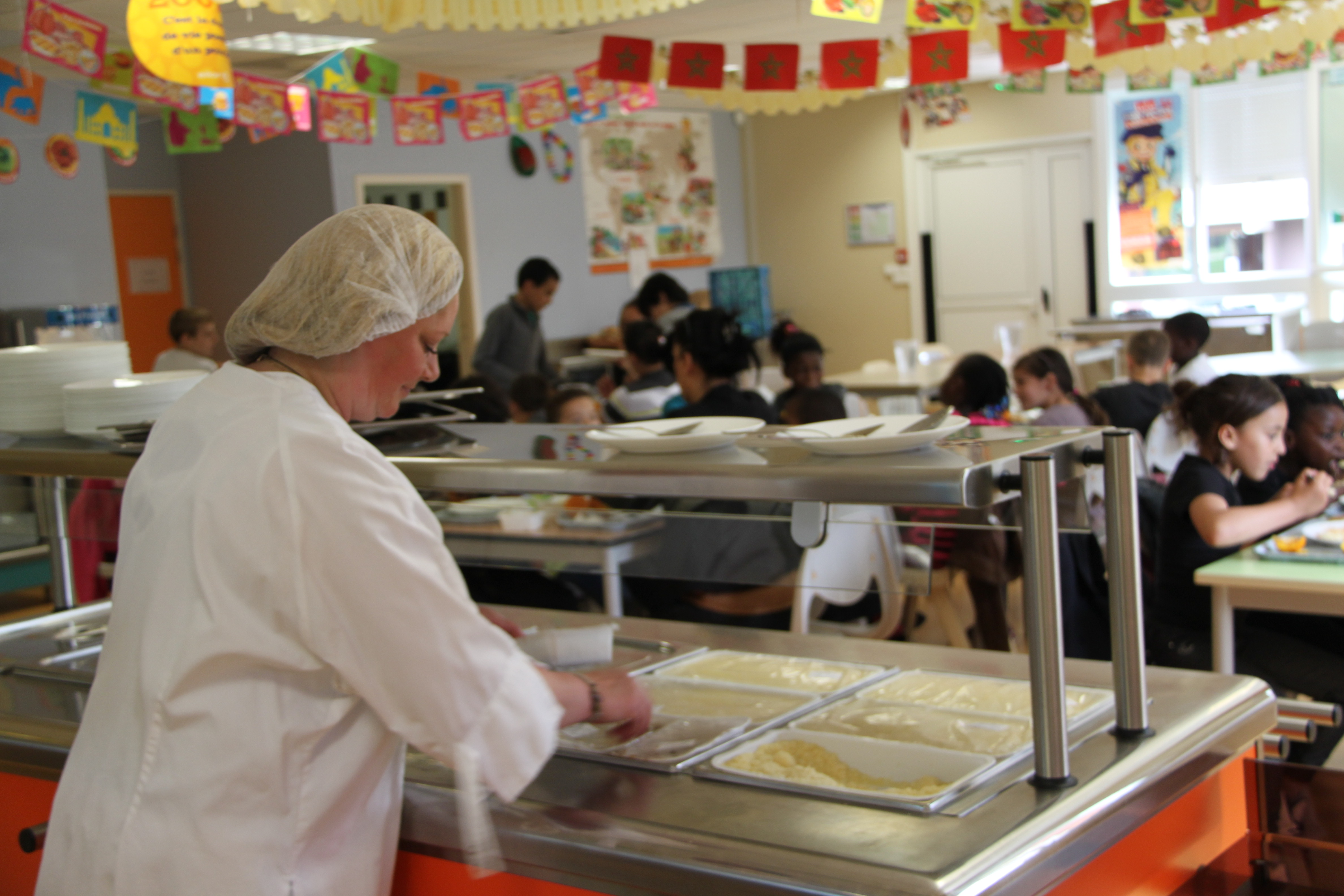 Emploi agent service cantine scolaire for Diplome restauration collective