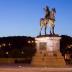 Statue Napoléon de nuit 3.P Armipertis