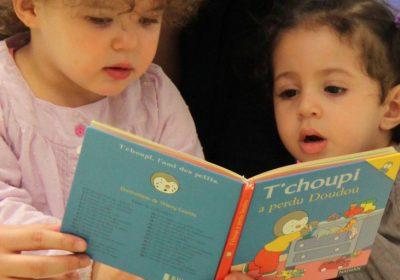lecture des petits