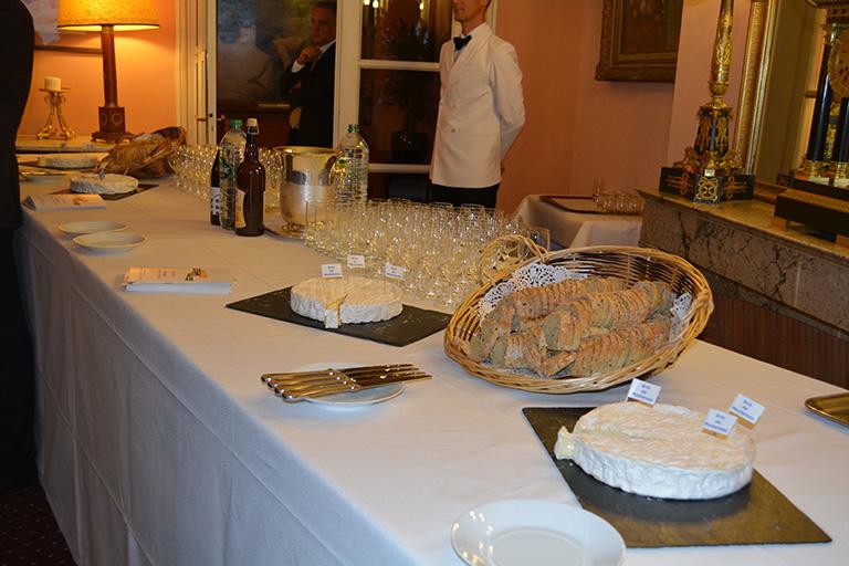 Le Brie de Montereau s'invite à l'Assemblée nationale