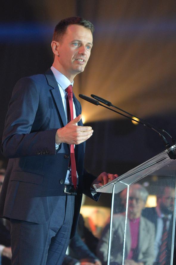 James Chéron, Maire de la Ville de Montereau