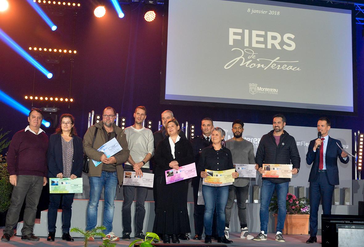 Gagnants du concours photos