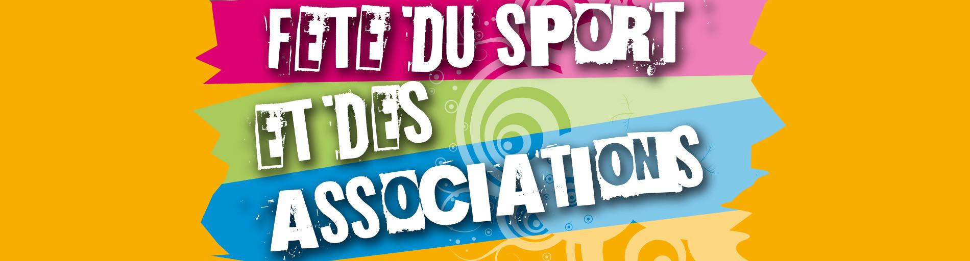 Le programme de la fête du sport et des associations