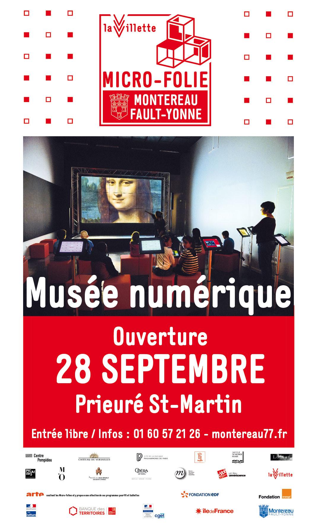 """Au prieuré Saint -Martin """"MICRO FOLIE"""""""