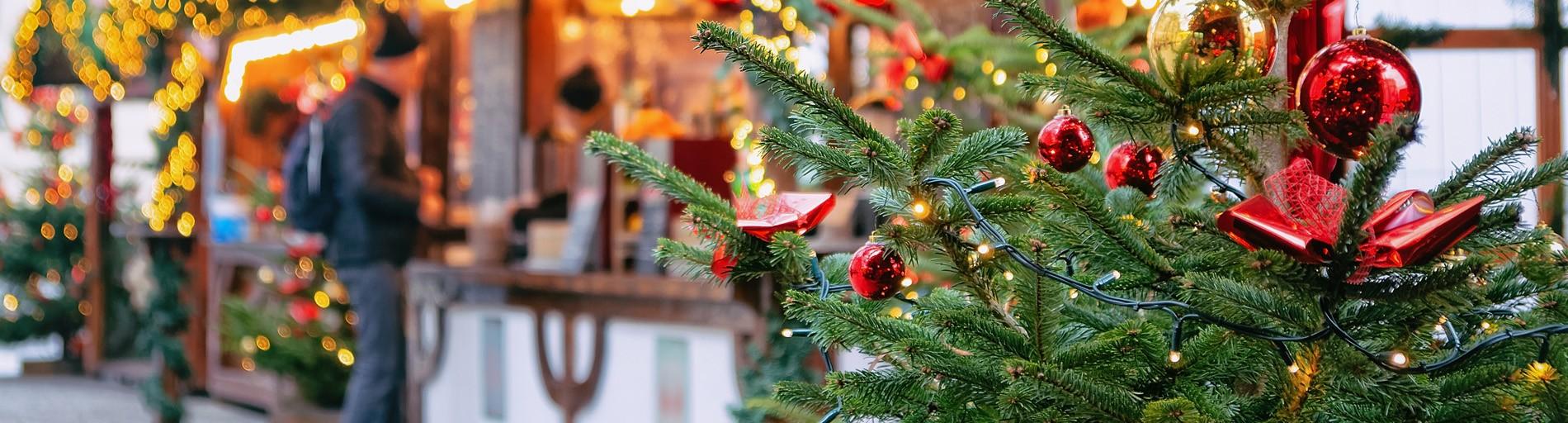 Marché de Noël à Montereau