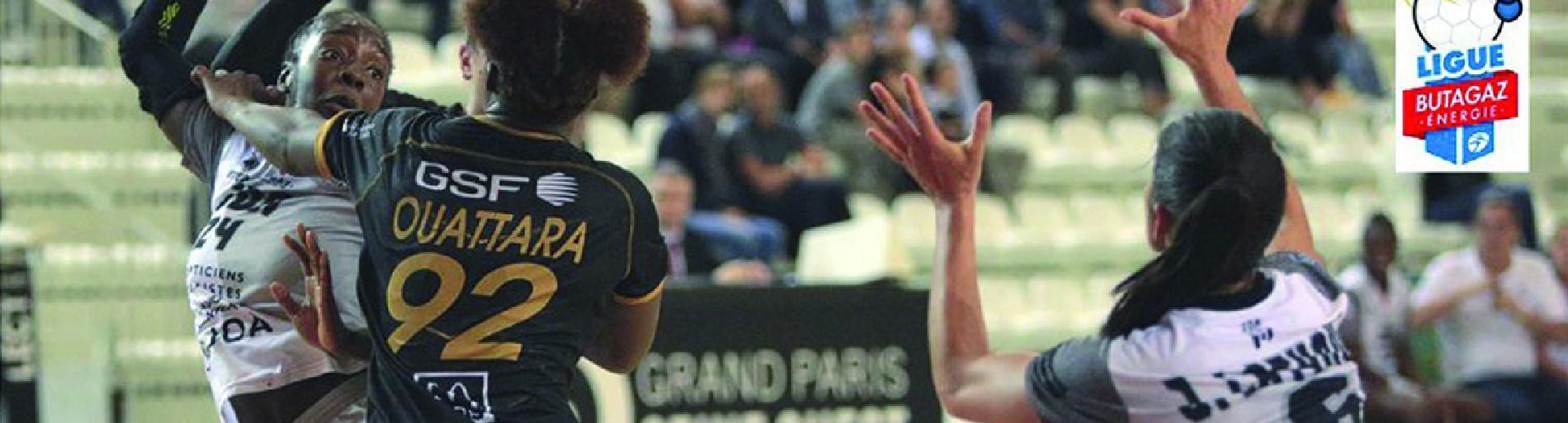 Handball, match de gala