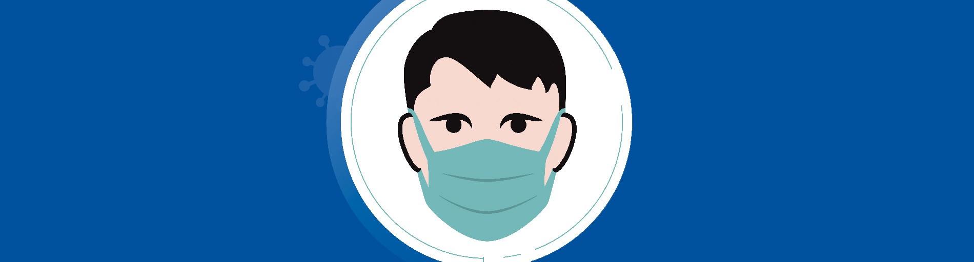 Les nouvelles mesures sanitaires de prévention à Montereau